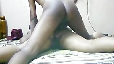 Big Black Dravidian Madrasi Stud pounding Nice South Indian Womans Arsehole