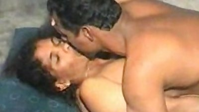 telugu aunty and uncle fucked in blue film