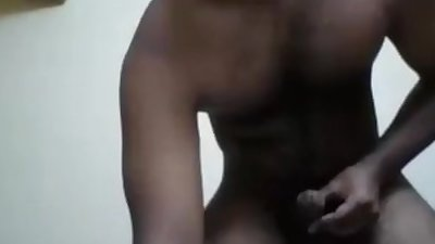 Indian gay video of a super hot hunk with perfect body